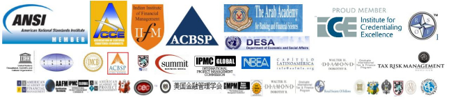 Global Accredited Accreditation Recognition Government Approved Certifications